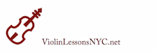 Violin Lessons NYC
