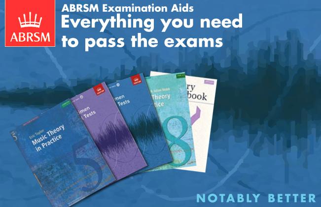 ABRSM books